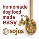 sojos grain free dog food mix