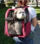 Pet Roller Carrier and Backpack for Dogs