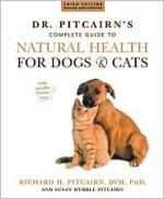 dr. pitcairn dog health book
