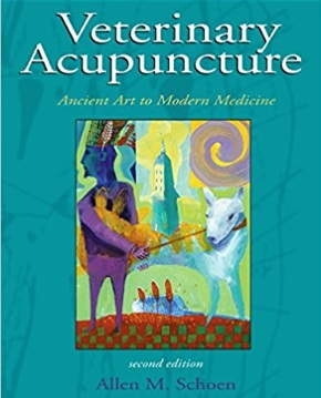 veterinary acupuncture book
