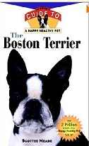boston terrier guide