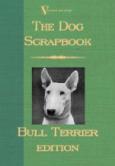 bull terrier scrapbook