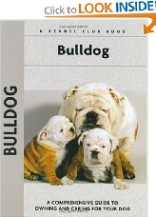 english bull dogs breed book