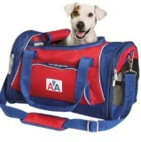 American Airlines Duffle Dog Carrier Bag