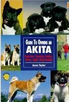 akita dog breed, care book