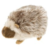 toy pomeranian, hedgehog dog toy