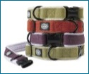 natural dog collars