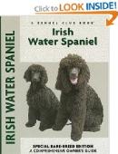 irish water spaniel breed guide