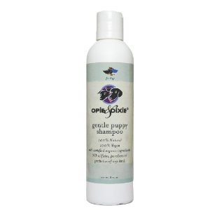 organic dog shampoo for puppies