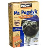 pugslys peanut butter dog treats