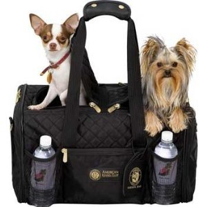 sherpa double sided small dog carriers