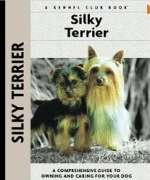 silky terrier dogs - owner guide book