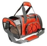 Sherpa Sport Duffle Dog Pet Carrier Bag & Tote. Airline Approved