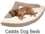 caddis dog beds
