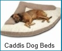 caddis dog bed