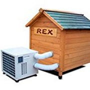 doghouse heater and A/C