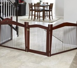 dog gate panels
