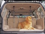 dog seat belts and dog car barrier