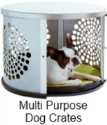 multi use dog crates