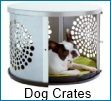 muti-purpose dog crates