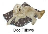 dog pillows beds