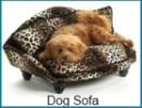 dog sofa