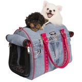 Doggy Dolly Designer Dog Carrier- Airline Approved