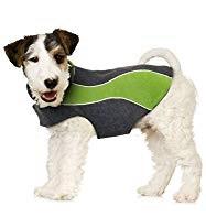 fleece pet coat
