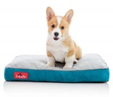 Memory Foam Dog Bed with Removable Washable Cover