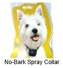 no-bark citronella dog collar