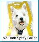 no-bark citronella dog collar
