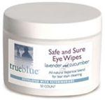 dog eye problems - wipes