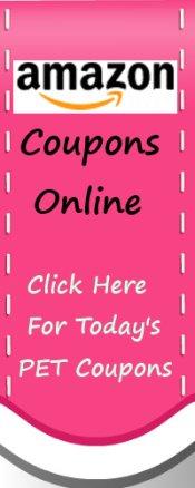 amazon pet supply coupons