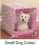 crates for small dogs
