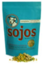 spoiled dog supplies - sojos natural dog food mix with meat
