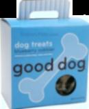 blueberry natural dog treats
