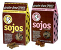 spoiled dog supplies - sojos grain-free-treats