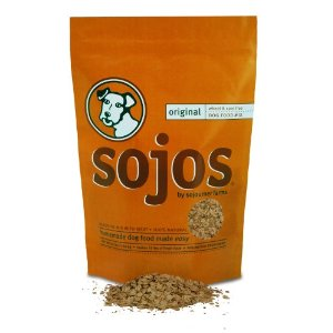 natural organic dog food sojos