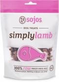 Sojos simply lamb dog food