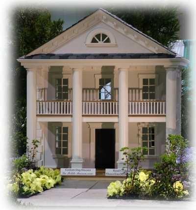 customdog house southern style