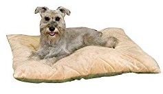 image of thermo quilted pet bed