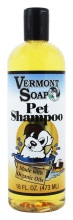 organic pet magic shampoo by Vermont Soap Organics