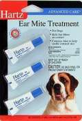 pug facts - ear mite treatment