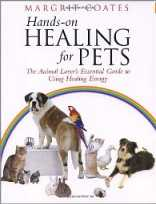 acupuncture for dogs, hands on healing for pets