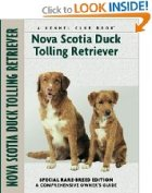 nova scotia duck tolling retriever book