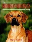rhodesian ridgeback dog breed book