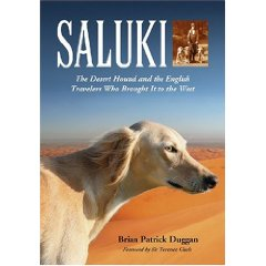 saluki hound of the desert book
