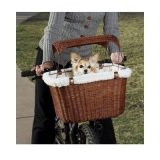 small dog carriers - solvit dog bike carriers
