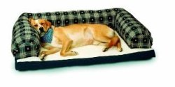 image of caddis beasley couch dog bed large
