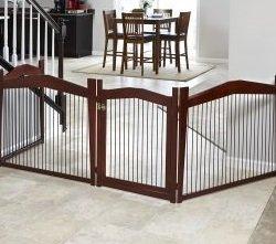 dog gate panels